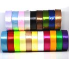 "Mixed 20 Colors 1"" Wide Wedding Craft Satin Ribbon, sold per packet of 500 Yards (450M)"