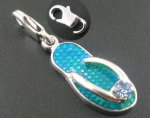 10PCs Enamel Slipper Clasp Stitch Markers