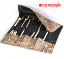 Multicolor Knitting Needle Case (DP & Hooks) 47x38cm, sold per packet of 1