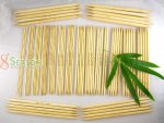 17 Sizes 20cm Bamboo DP Knitting Needles (UK Size 14 - 000)